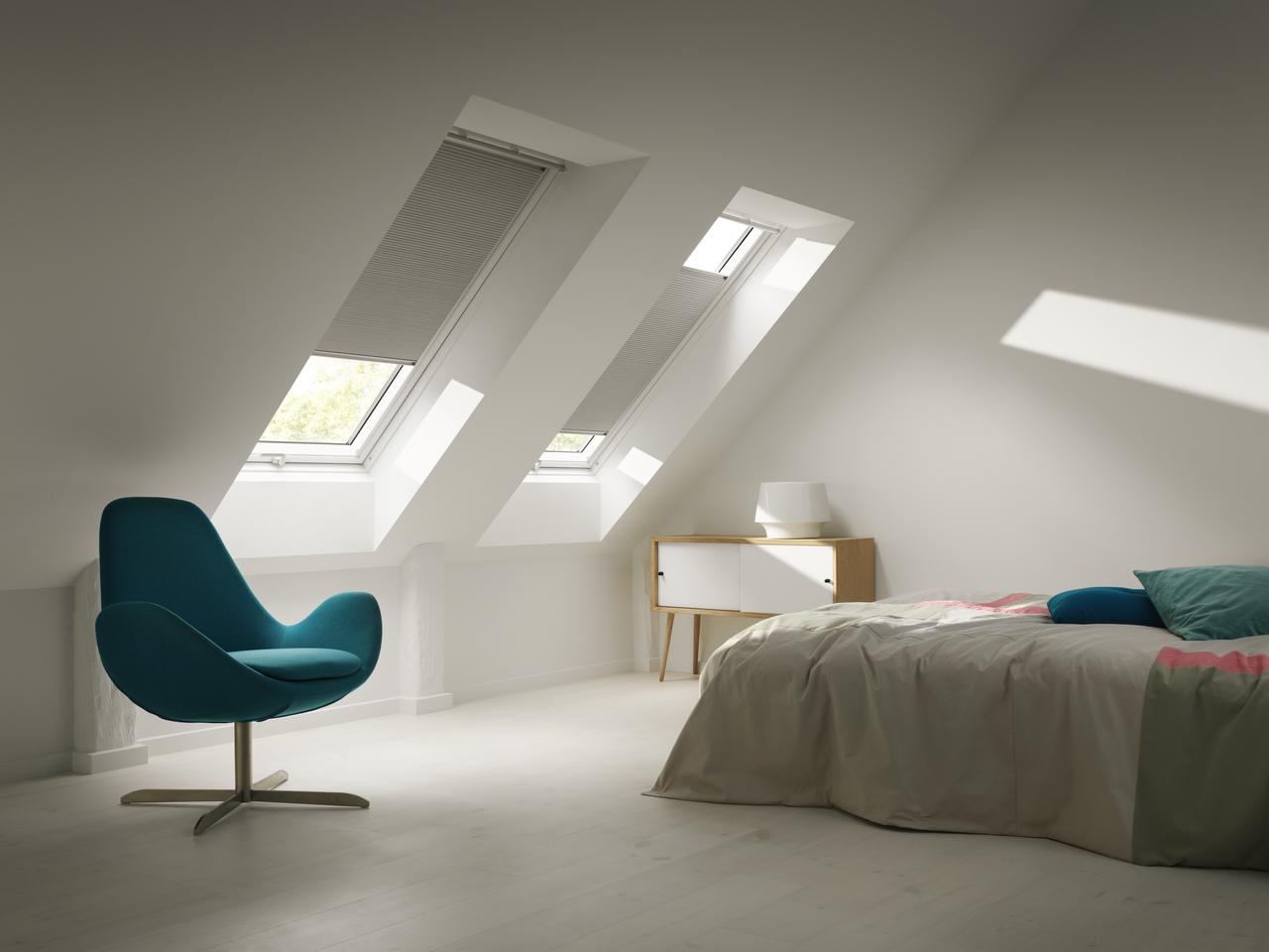 Finestre per tetti velux nuova ocim srl for Tende per finestre sottotetto