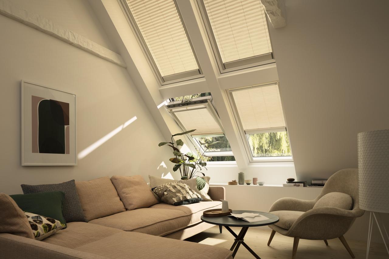 Finestre per tetti velux nuova ocim srl for Finestre velux blindate
