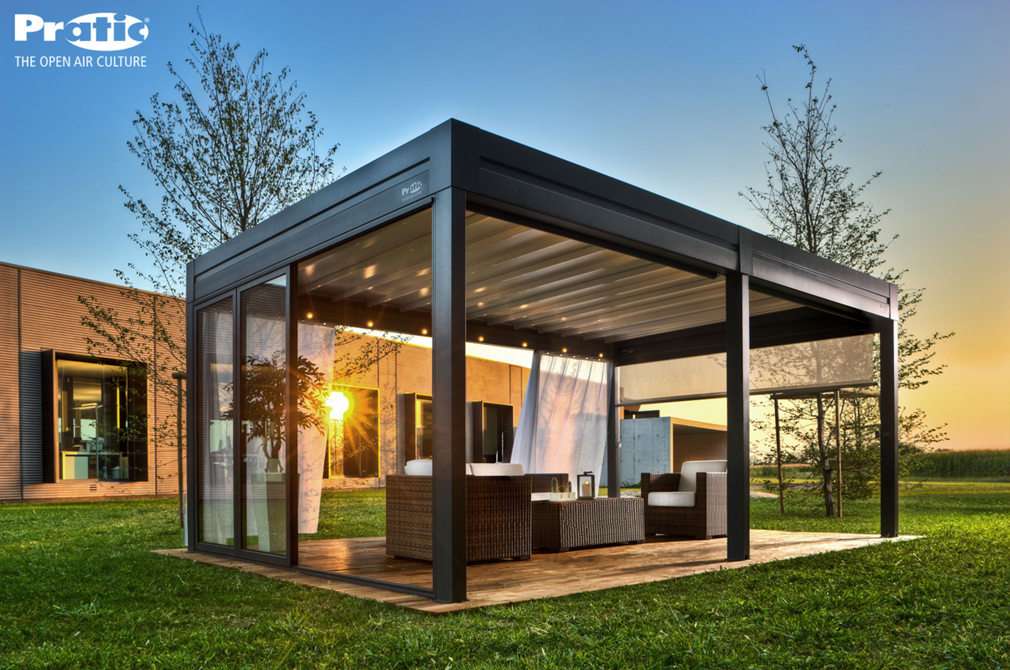 Tende da sole verande e coperture nuova ocim srl - Tenda da esterno ikea ...