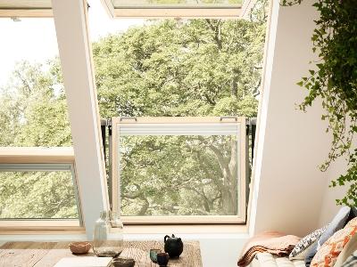 Finestre per tetti velux nuova ocim srl for Finestra balcone