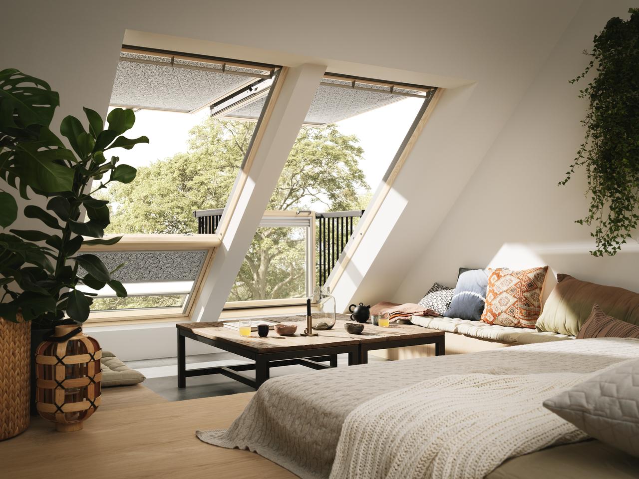 Finestre per tetti velux nuova ocim srl for Finestre per tetto